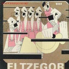Discos de vinilo: ELTZEGOR - EBIHOTZ . Lote 26498293