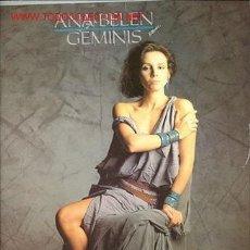 Discos de vinilo: LP 33 RPM / ANA BELEN / GEMINIS . Lote 18438106