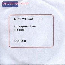 Discos de vinilo: KIM WILDE . Lote 1302636