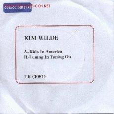 Discos de vinilo: KIM WILDE . Lote 1302650