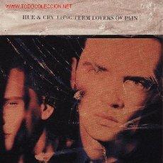 Discos de vinilo: HUE AND CRY . Lote 1371964