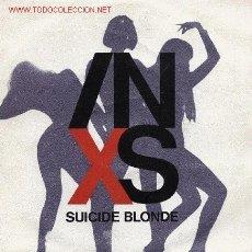 Discos de vinilo: INXS . Lote 1372424