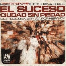 Discos de vinilo: HERB ALPERT AD THE TIJUANA BRASS . Lote 1382001
