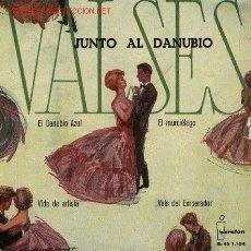 Discos de vinilo: JUNTO AL DANUBIO . Lote 1392553