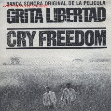 Discos de vinilo: GRITA LIBERTAD . Lote 1394157