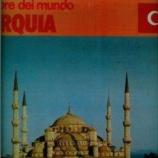 Discos de vinilo: DISCO DE VINILO L.P. DE FOLKLORE DEL MUNDO, TURQUÍA: TASKIM ET NI HAVENODYUN HAVASI, TEMPOLU HICAZ T. Lote 25302970