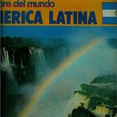 Discos de vinilo: DISCO DE VINILO L.P. DE FOLKLORE DEL MUNDO, AMÉRICA LATINA, LOS CALCHAKIS CON GUILLERMO DE LA ROCA: . Lote 25302972
