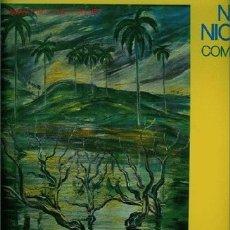 Discos de vinilo: DISCO DE VINILO L.P DE NOEL NICOLA, COMIENZO EL DÍA: COMIENZO EL DÍA, TRES ESTACIONES, CALMA Y ALGO. Lote 25137500