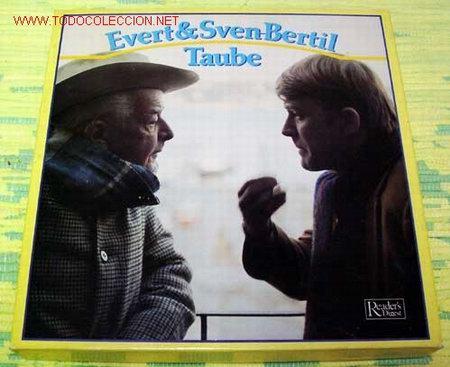 EVERT & SVEN-BERTIL CAJA CON 9 CASSETTES (Música - Discos - LP Vinilo - Otros estilos)