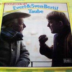 Discos de vinilo: EVERT & SVEN-BERTIL CAJA CON 9 CASSETTES. Lote 1402005