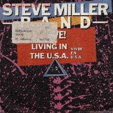 Discos de vinilo: THE STEVE MILLER BAND . Lote 1435870