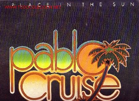 PABLO CRUISE DISCO LP ORIGINAL A PLACE IN THE SUN (Música - Discos - LP Vinilo - Pop - Rock - New Wave Extranjero de los 80)