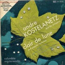 Discos de vinilo: ORQUESTAS . Lote 1484668