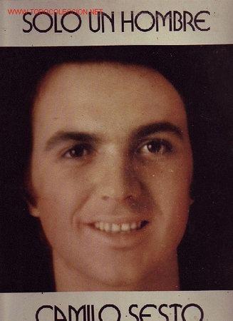 CAMILO SESTO DISCO LP PORTADA DOBLE (Música - Discos - LP Vinilo - Solistas Españoles de los 70 a la actualidad)