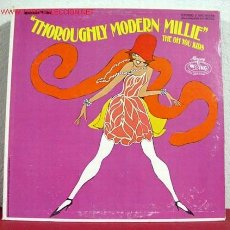 Discos de vinilo: THE OH YOU KIDS ( THOROUGHLY MODERN MILLIE ) LP33 . Lote 1531639