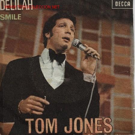 TOM JONES (Música - Discos - Singles Vinilo - Pop - Rock Internacional de los 50 y 60)