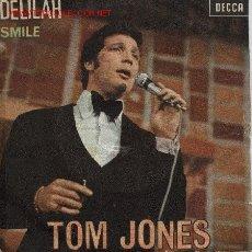 Discos de vinilo: TOM JONES . Lote 1349757