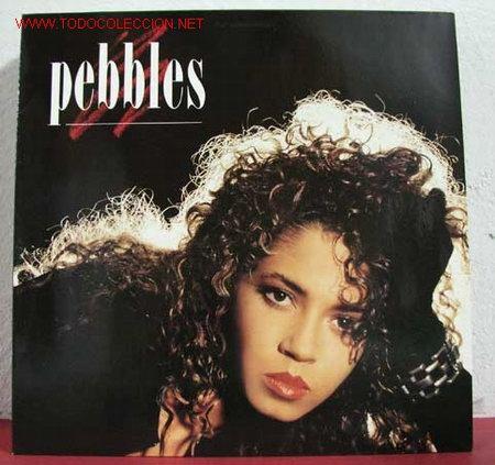PEBBLES ( PEBBLES ) 1987 LP33 (Música - Discos - LP Vinilo - Funk, Soul y Black Music)