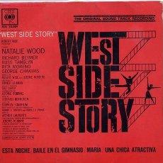 Discos de vinilo: WEST SIDE STORY. Lote 1539661