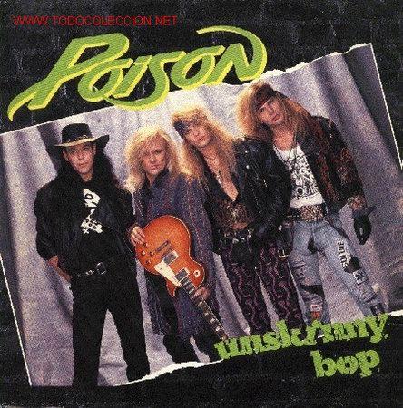 POISON (Música - Discos de Vinilo - EPs - Heavy - Metal)