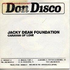 Discos de vinilo: JACKY DEAN FOUNDATION . Lote 1544888