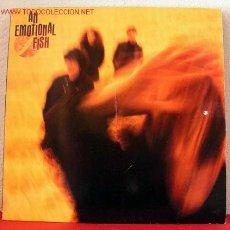 Discos de vinilo: AN EMOTIONAL FISH 1990 LP33. Lote 1577882