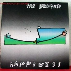 Discos de vinilo: THE BELOVED ( HAPPINESS ) 1990 LP33. Lote 199873112