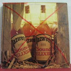 Discos de vinilo: NAZARETH ( SOUND ELIXIER ) USA-1983 LP33. Lote 1583024