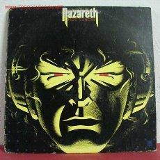 Discos de vinilo: NAZARETH ( HOT TRACKS ) USA-1977 LP33 A&M RECORDS. Lote 1583036