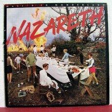 Discos de vinilo: NAZARETH ( MALICE IN WONDERLAND ) USA-1980 LP33. Lote 1583149