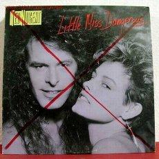 Discos de vinilo: TED NUGENT ( LITTLE MIS DANGEROUS ) USA-1986 LP33. Lote 1583173