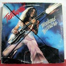 Discos de vinilo: TED NUGENT ( WEEKEND WARRIORS ) USA-1978 LP33. Lote 1583714