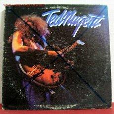 Discos de vinilo: TED NUGENT ( TED NUGENT ) USA-1975 LP33. Lote 1583720