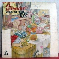 Discos de vinil: AL STEWART ( YEAR OF THE CAT ) USA-1976 LP33. Lote 1584223
