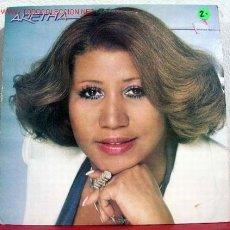 Discos de vinilo: ARETHA FRANKLIN ( ARETHA ) USA-1980 LP33. Lote 2813678