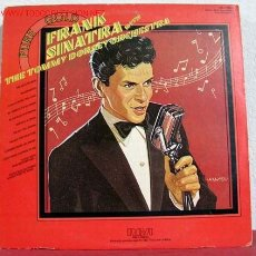 Discos de vinilo: FRANK SINATRA WITH THE TOMMY DORSEY ORCHESTRA - THIS LOVE OF MINE, US 1976 LP RCA. Lote 1587282
