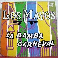 Discos de vinilo: LOS MAYOS ( LA BAMBA CARNEVAL ) SPAIN-1993 LP33. Lote 1596358