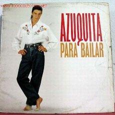 Discos de vinilo: AZUQUITA ( PARA BAILAR ) SPAIN-1993 LP33. Lote 1596374
