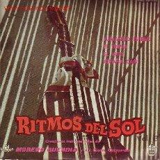 Discos de vinilo: RITMOS DEL SOL VOLIII DISCO EP. Lote 20056913