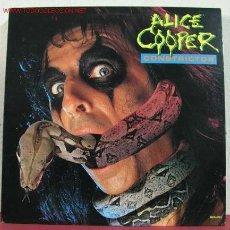 Discos de vinilo: ALICE COOPER ( CONSTRICTOR ) CALIFORNIA-USA 1986 LP33. Lote 1618326