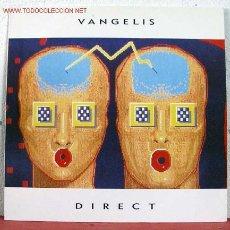 Discos de vinilo: VANGELIS ( DIRECT ) 1988 LP33. Lote 1622580