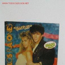 Discos de vinilo: LOS RATONES MAXI 45 R.P.M. Lote 1624884
