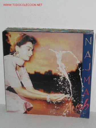 NAJMA (Música - Discos - LP Vinilo - Étnicas y Músicas del Mundo)