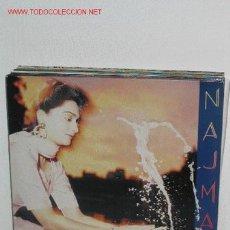 Discos de vinilo: NAJMA. Lote 3204667
