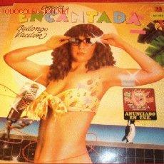 Discos de vinilo: DISCO LP ORQUESTA ENCANTANDA -BAILONGO VACILÓN- AÑO 1982.. Lote 1689623