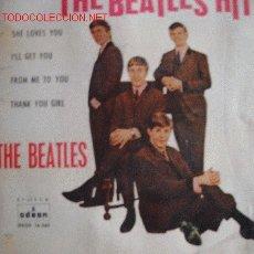 Discos de vinilo: THE BEATLES EP. Lote 16669559