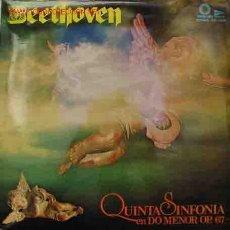 Discos de vinilo: BEETHOVEN QUINTA SINFONIA EN DO MENOR OP. 67. Lote 26164426
