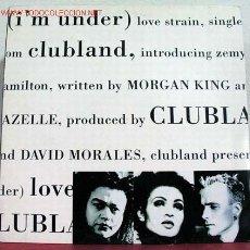 Discos de vinilo: CLUBLAND FEAT. ZEMYA HAMILTON 1992 LP33. Lote 1713116
