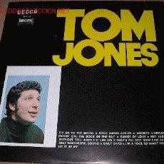 Discos de vinilo: TOM JONES. Lote 8131475