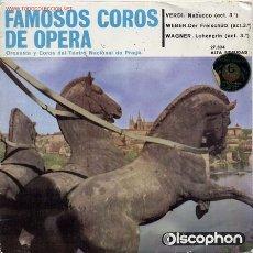 Discos de vinilo: FAMOSOS COROS DE OPERA. Lote 1720754